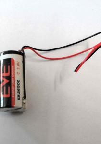Bateria litowa do ciepłomierzy wielkość   C ER26500  EVE  3,6V