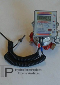 Ciepłomierz Metronic Mini-regenerowany
